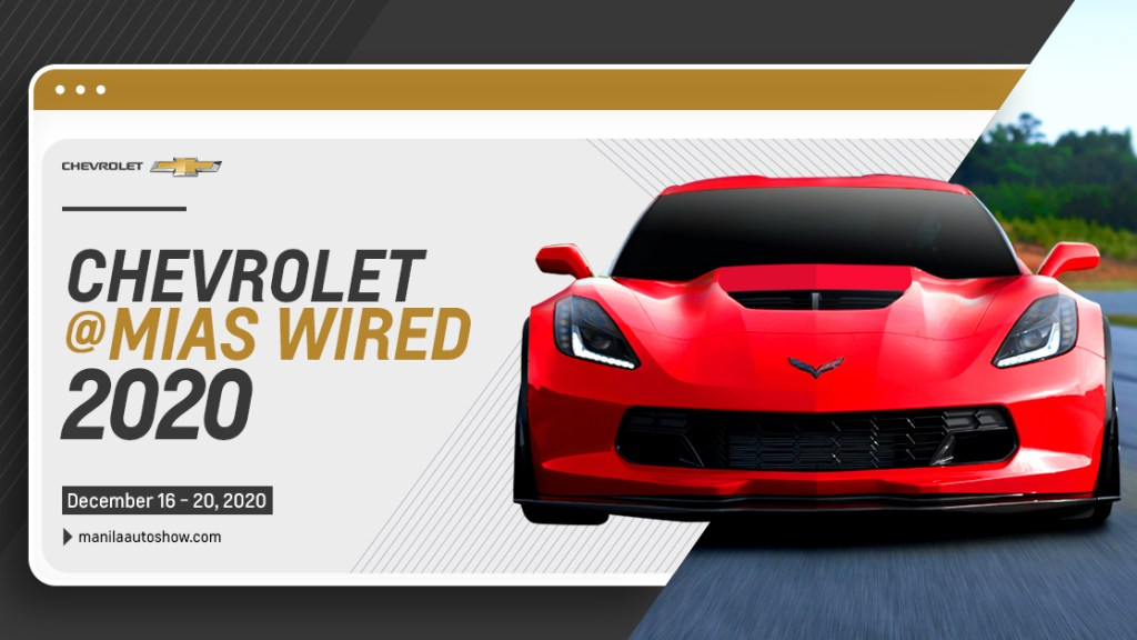 Chevrolet PH Is Offering Exclusive Discounts At MIAS Wired
