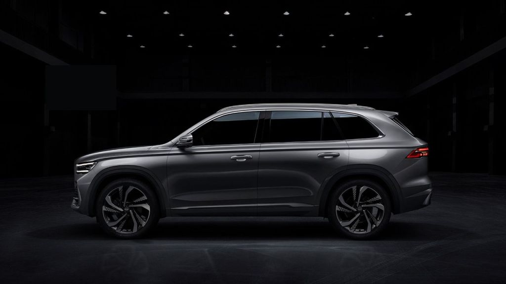 Upcoming Geely KX11 SUV Uses Jointly Developed Platform With Volvo