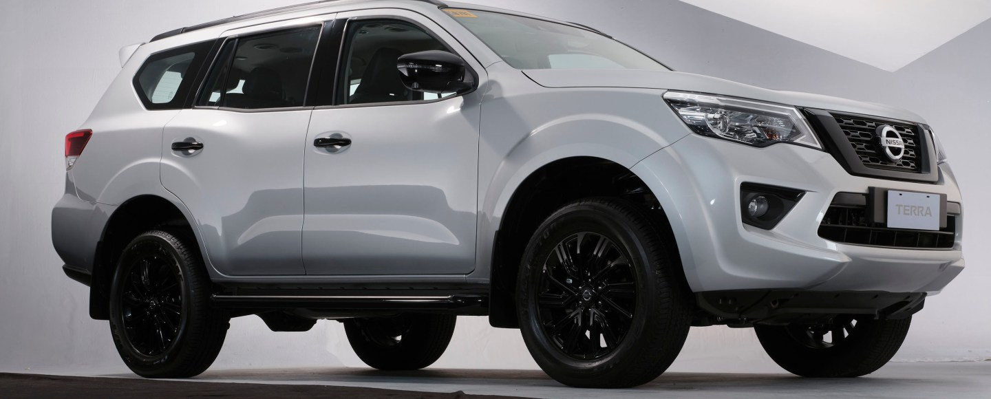 Nissan PH Updates The Terra VL With Blacked Out Details For 2021