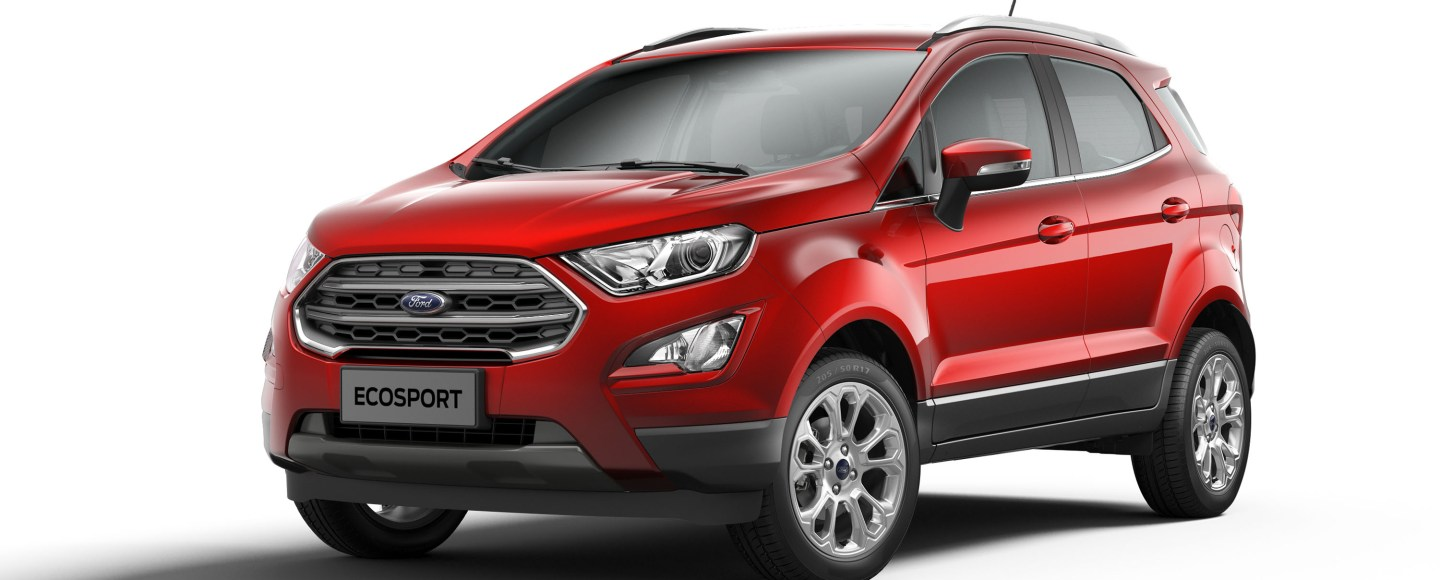 Get The Ford EcoSport Trend With A P139K Discount This Month
