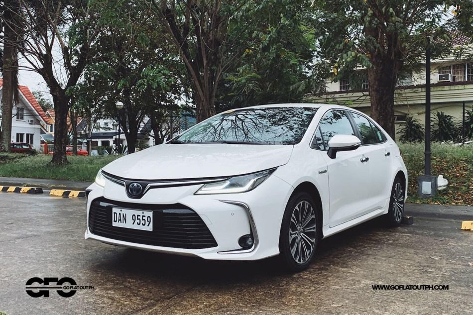 2021 Toyota Corolla Altis Hybrid Philippines