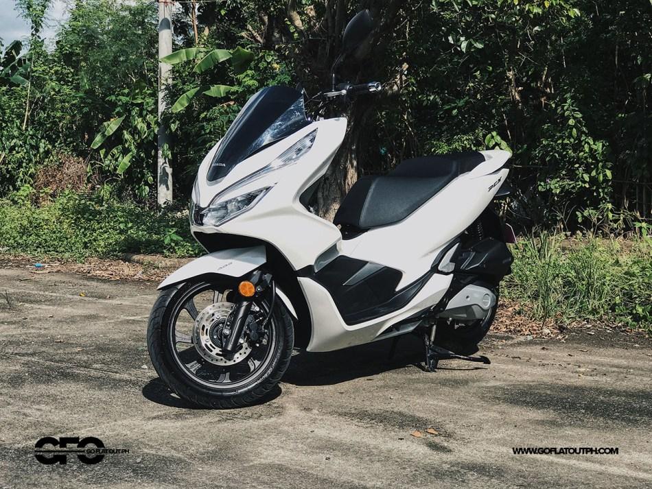 2020 Honda PCX 150 Review Philippines