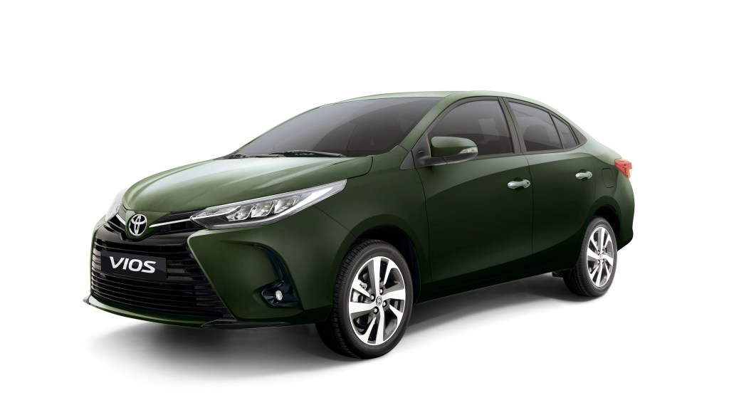 Up To P100K In Discounts Are On Offer For The Toyota Vios This Month