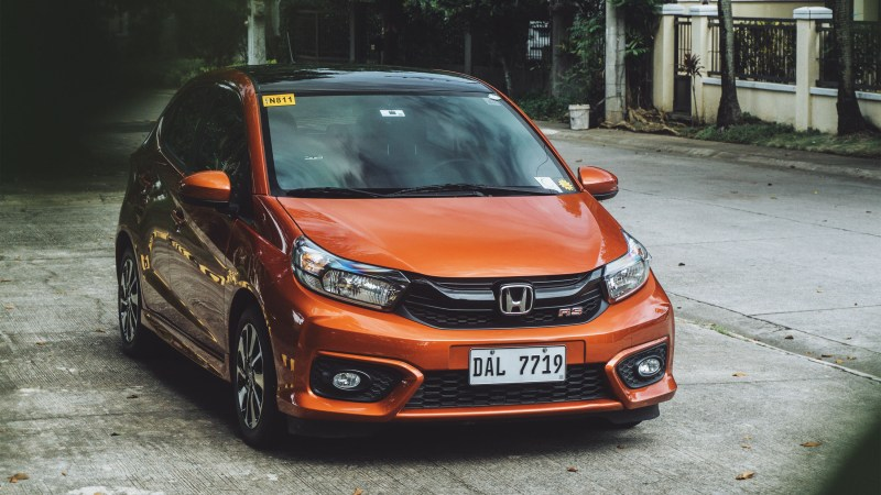 2020 Honda Brio RS CVT Review (With Video)