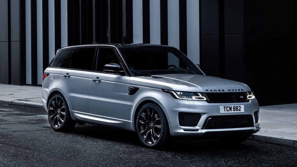 1 Million Units Of The Range Rover Sport Have Already Been Sold