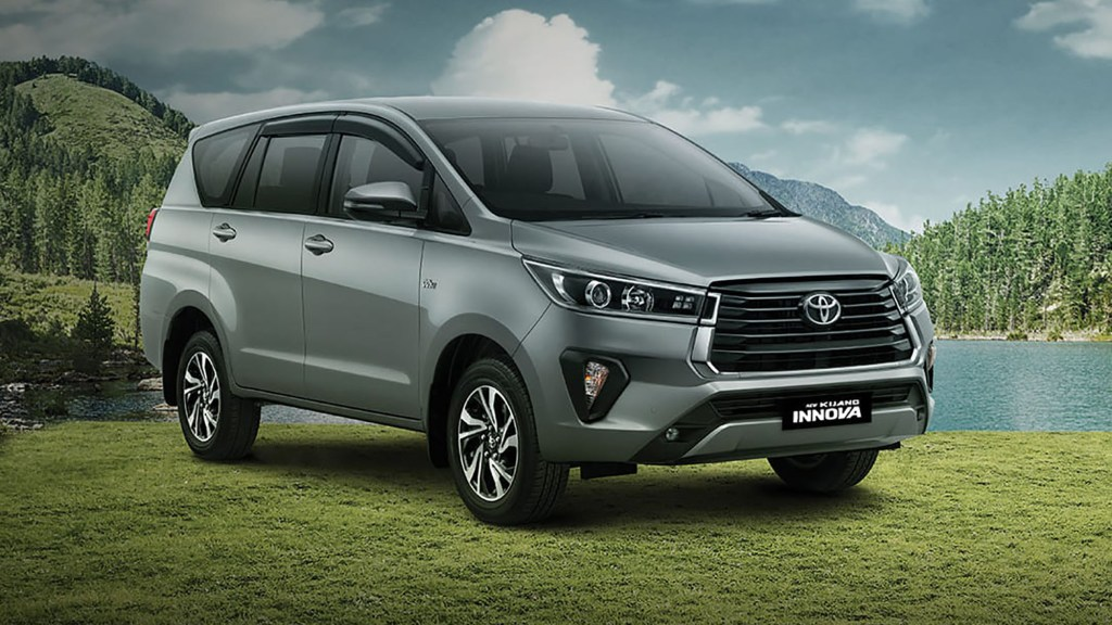 Facelifted 2021 Toyota Innova To Make PH Debut On February 20
