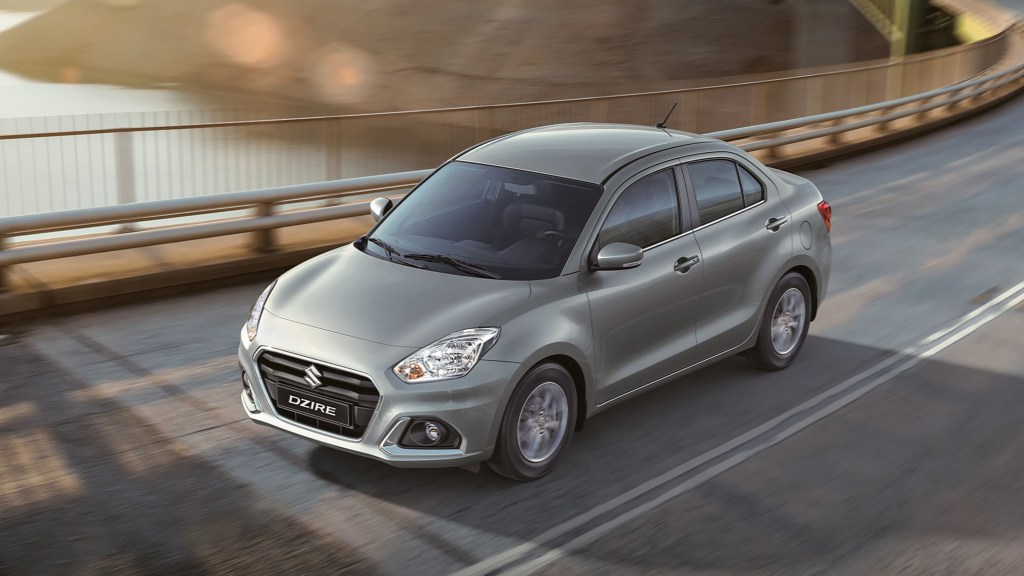 Facelifted 2021 Suzuki Dzire Now In PH, Start At P648K