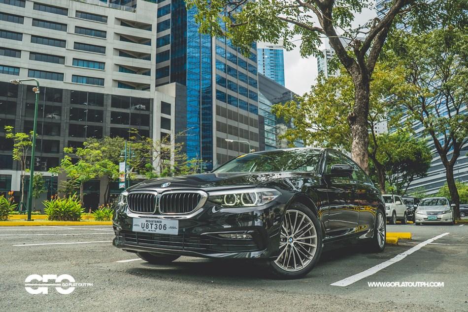2020 BMW 520i Sport Philippines