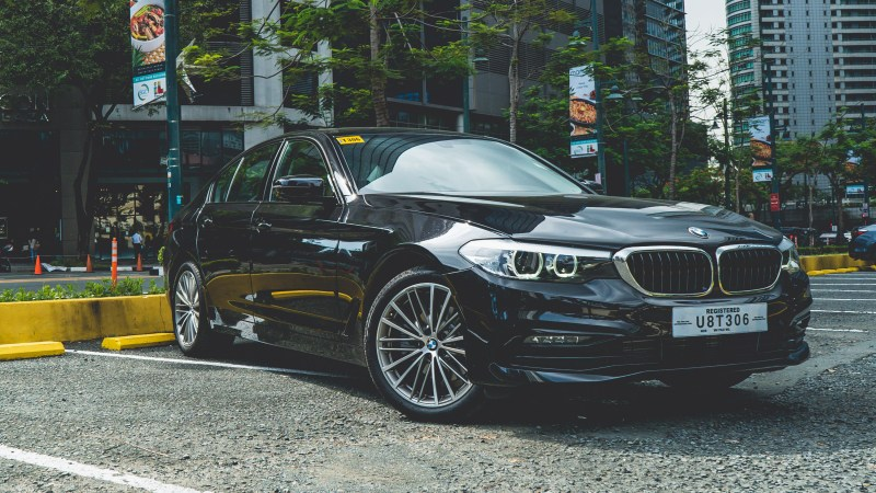2020 BMW 520i Sport Review