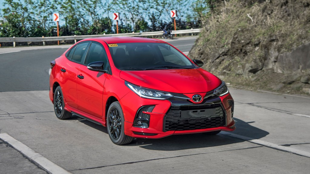 Toyota PH Launches Vios GR-S, Reduces Prices Of G Variants