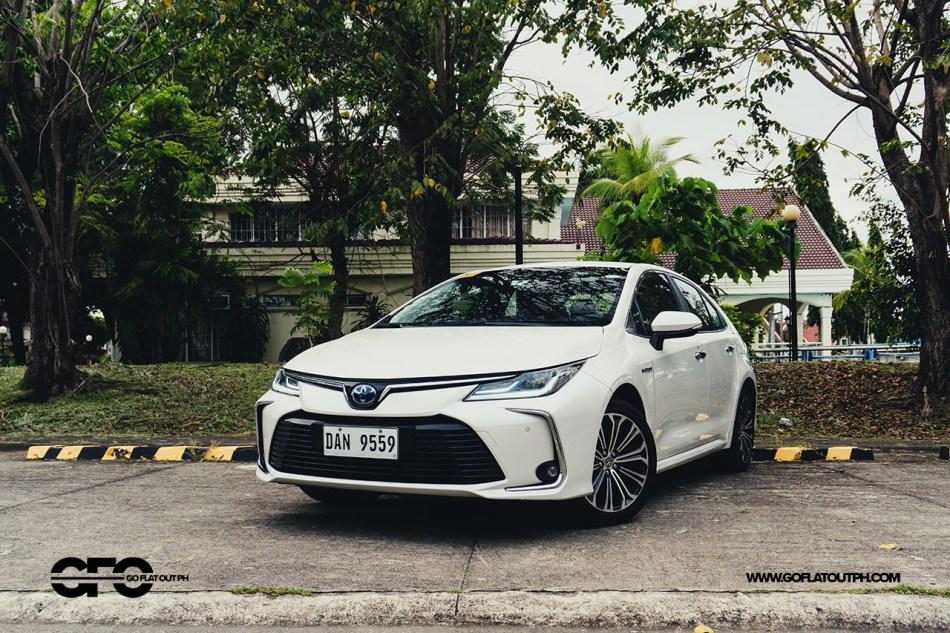 2020 Toyota Corolla Altis hybrid Philippines