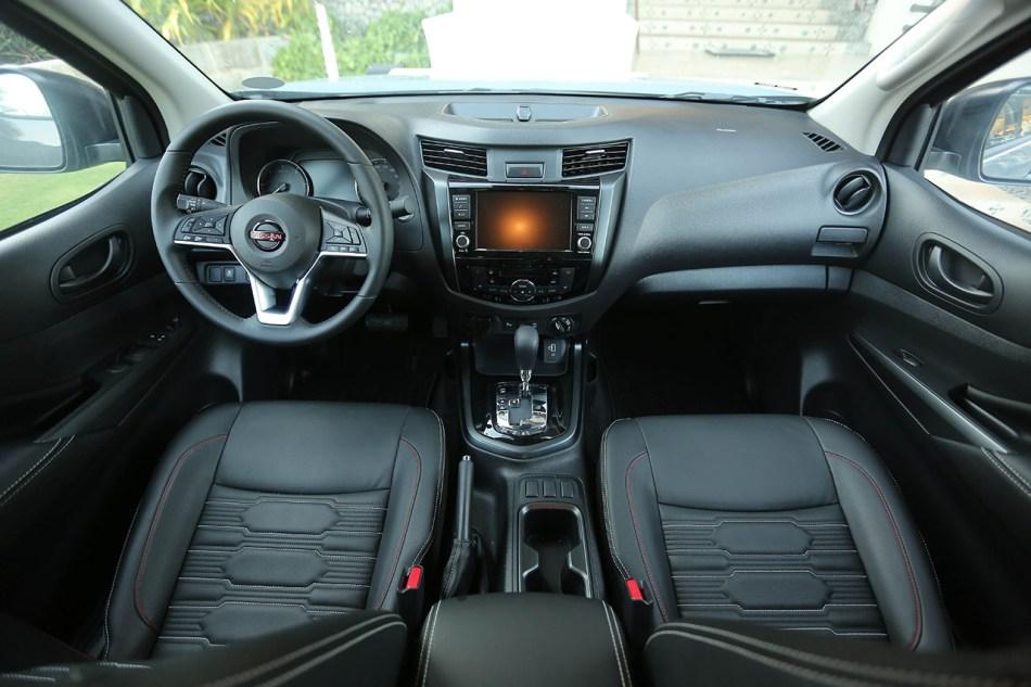2021 Nissan Navara PRO-4X Philippines Interior