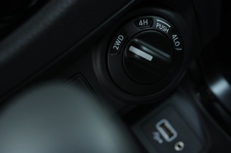 Nissan Navara PRO-4X Interior 6