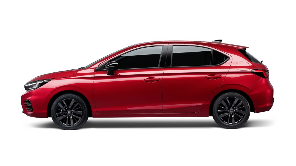 2021 Honda City Hatchback To Officially Replace Jazz In PH This April 20