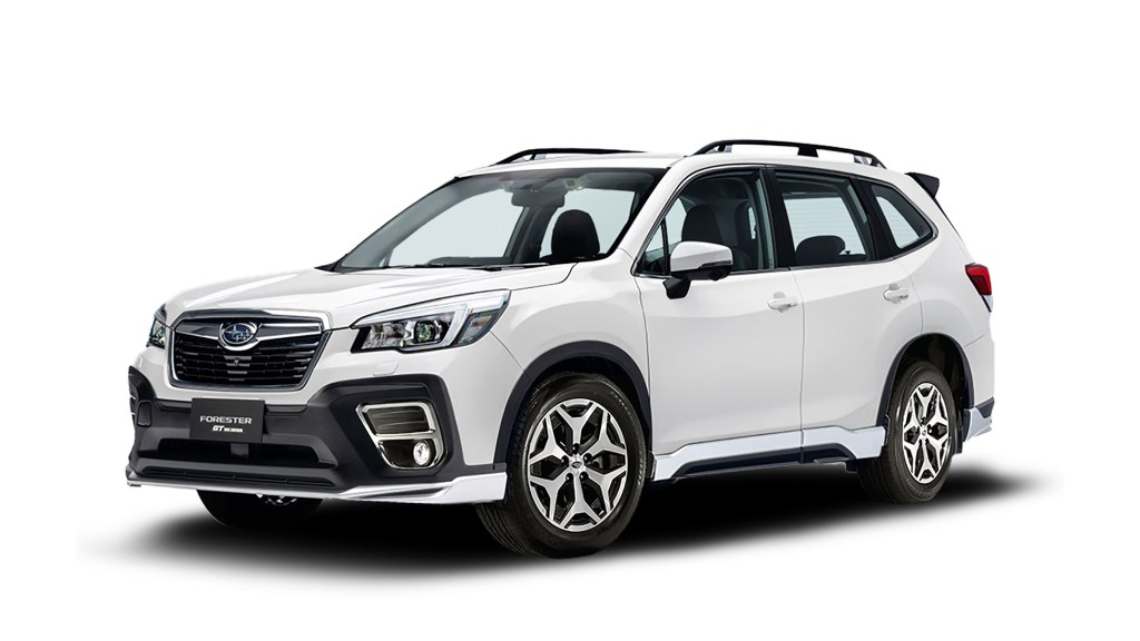 The Subaru Forester Comes With Free PMS, GT Lite Body Kit This Month
