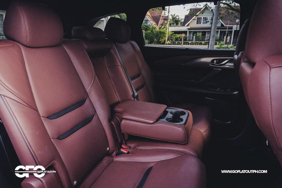 2021 Mazda CX-9 AWD Signature Philippines Interior