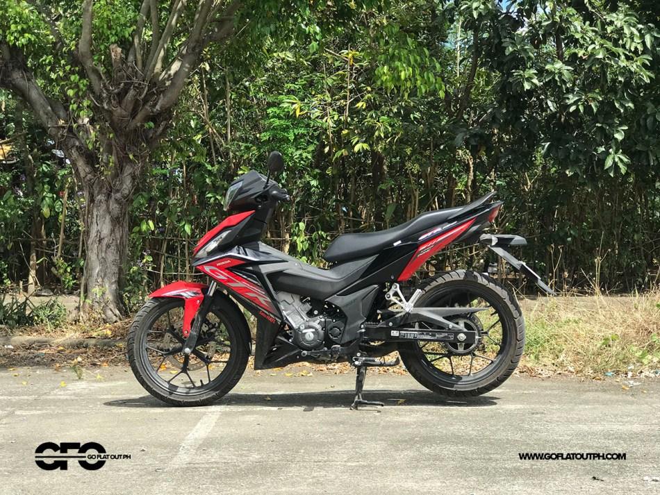 Honda Supra GTR 150 Philippines