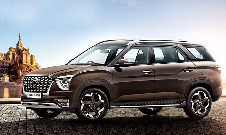 All-New Hyundai Alcazar Is The Brand's First 7-Seater Subcompact SUV