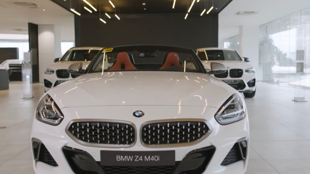 Take A Look At BMW PH's New Flagship Showroom In Greenhills