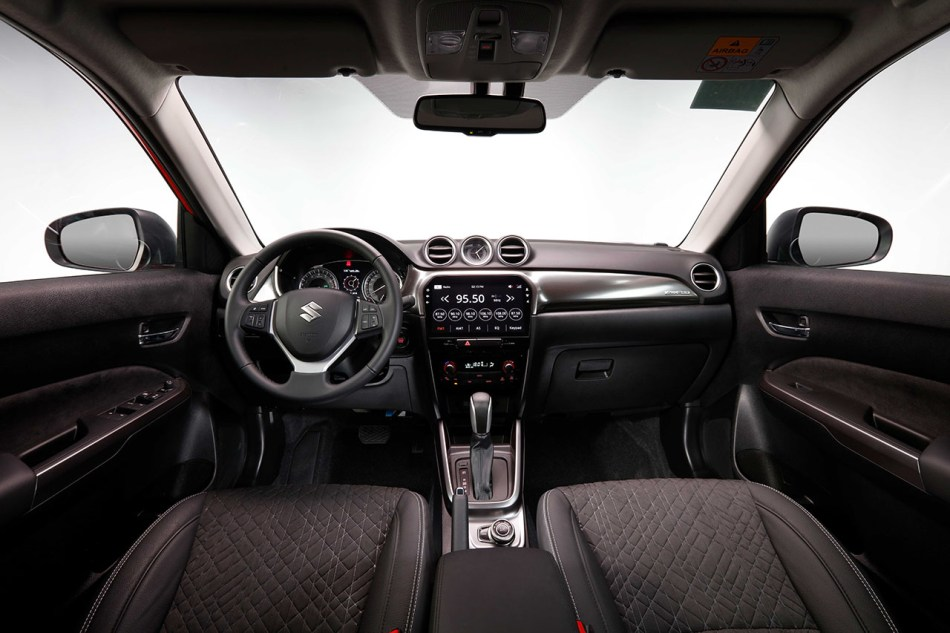 Suzuki Vitara AllGrip Philippines Interior