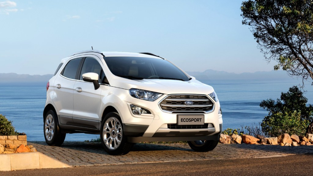 Avail The Ford EcoSport Today For As Low As P7,999 Per Month