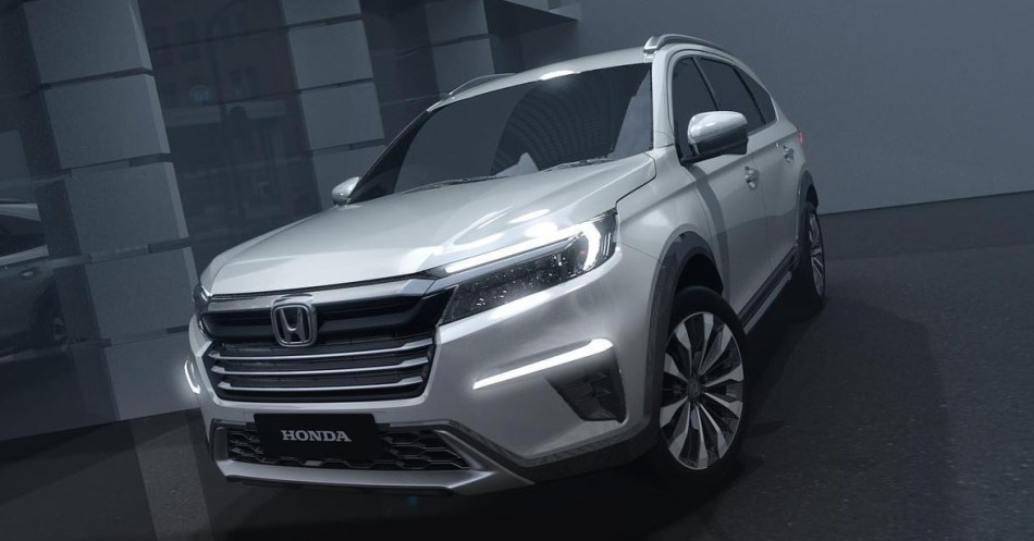 Honda N7X Concept Is The Next-Generation BR-V In Prototype Form