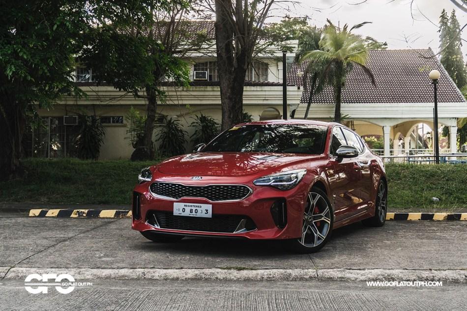 2021 Kia Stinger GT Philippines