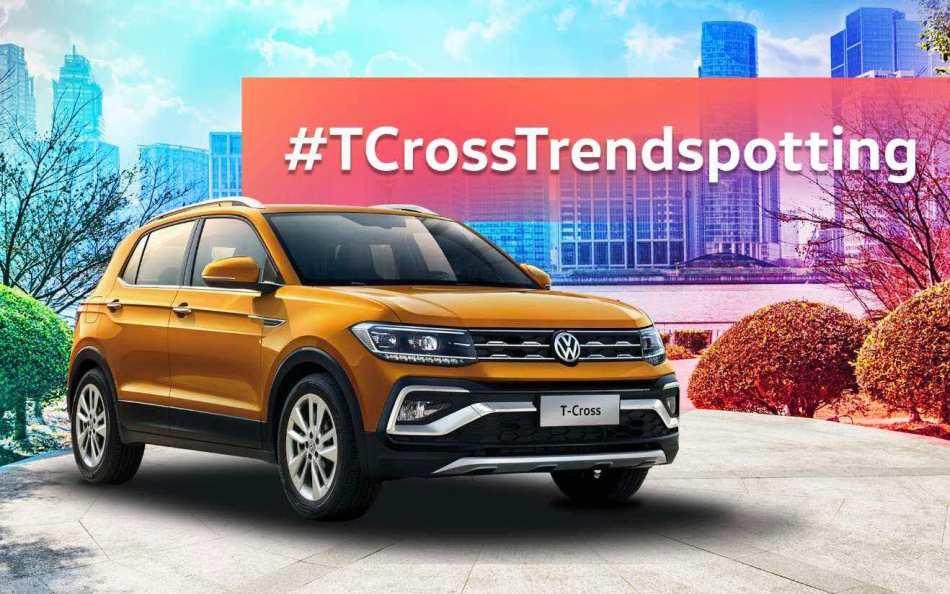 Win Gadgets When You Spot The Volkswagen T-Cross In Public