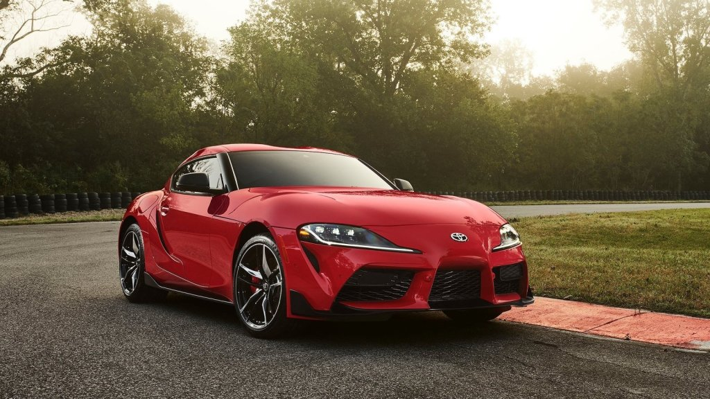 Bring Home The Toyota GR Supra Today For Just P41,584 Per Month