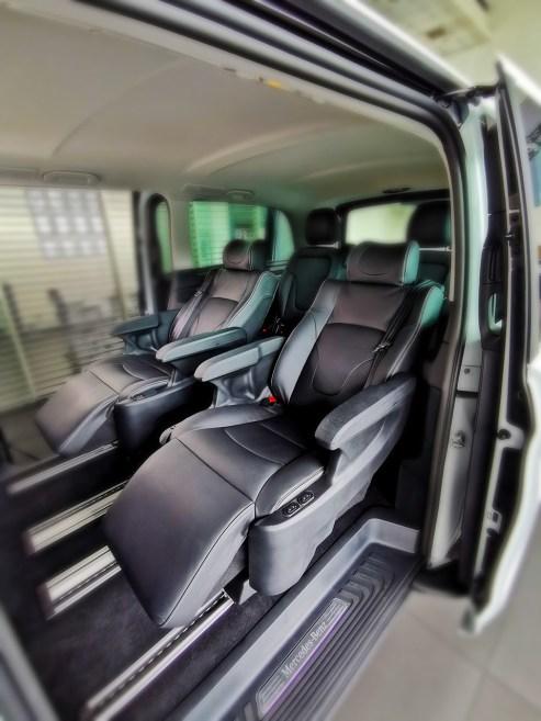 V-Class Luxury Seats - (4)
