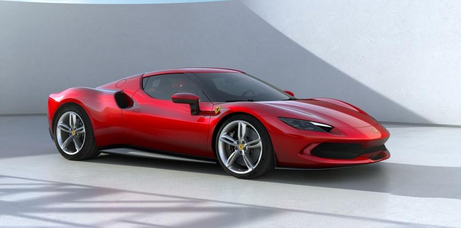 Ferrari 296 GTB Unveiled With 819-HP V6 Plug-In Hybrid Powertrain