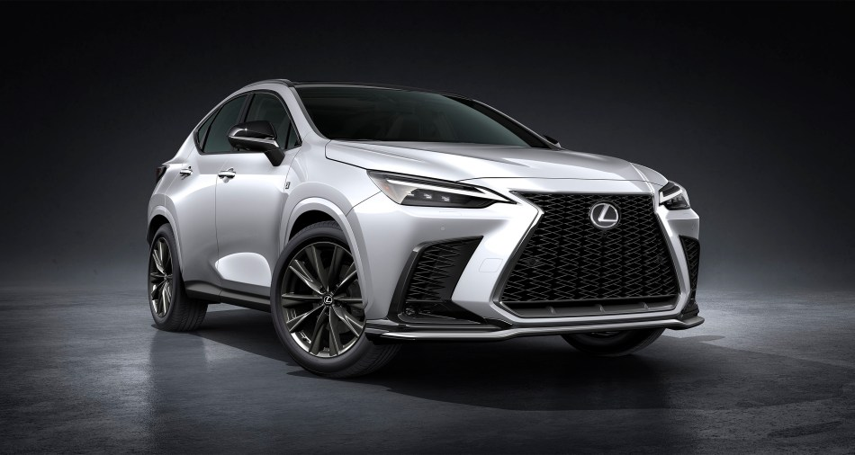 All-New 2022 Lexus NX Brings The Japanese Luxury Brand To A New Era