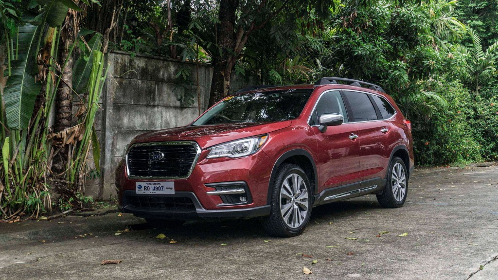 First Batch Of Subaru Evoltis Units Already Sold Out In PH