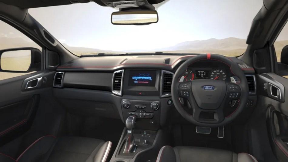 Ford Ranger Raptor X Philippines