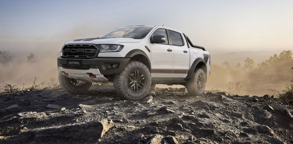 Limited Edition Ford Ranger Raptor X To Go On Sale In PH For P2.038M