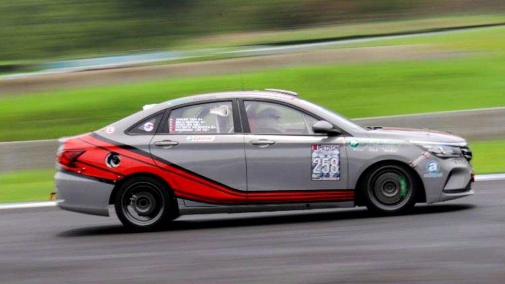 GAC Motor PH Places 2nd In Kalayaan Cup 12-Hour Endurance Race