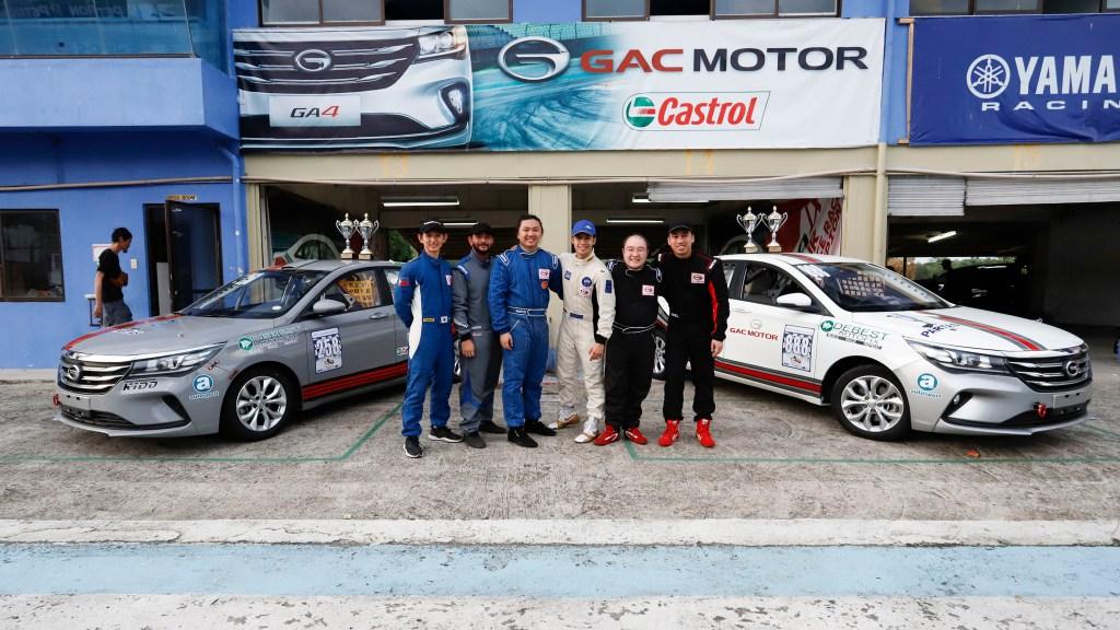 GAC Motor PH To Enter GA4 At Kalayaan Cup 12-Hour Endurance Race