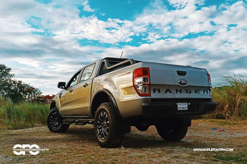 2021 Ford Ranger FX4 Max Philippines