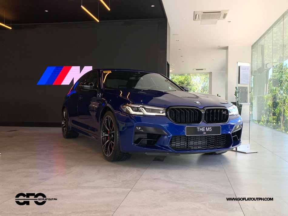2021 BMW M5 Competition Philippines