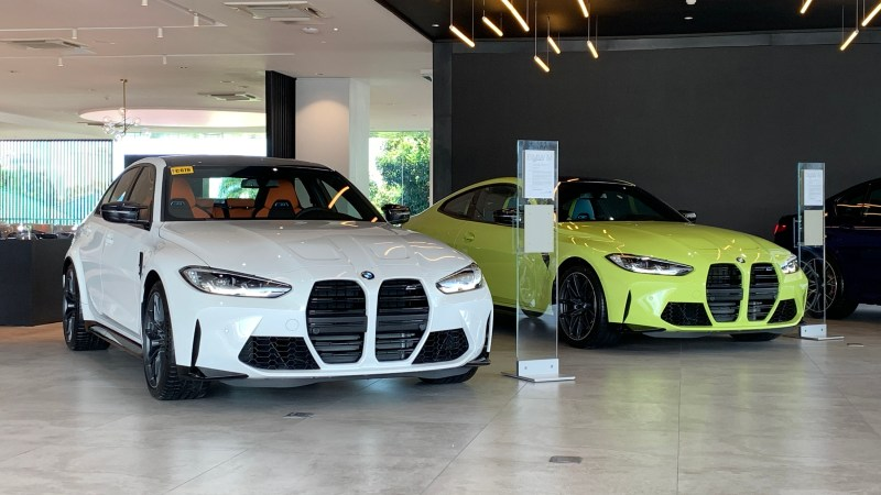 All-New 2021 BMW M3 And M4 Launches In PH (With Video)