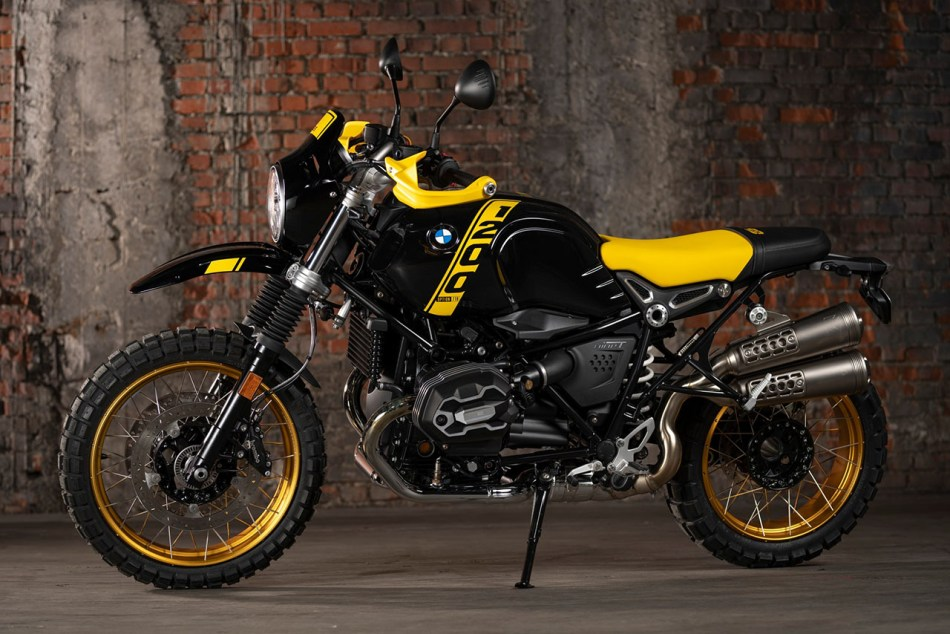 2021 BMW R nineT 40 Years GS Philippines