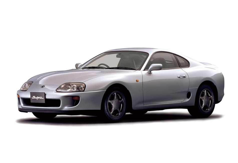 Toyota Gazoo Racing Will Reproduce Spare Parts For A70 And A80 Supra