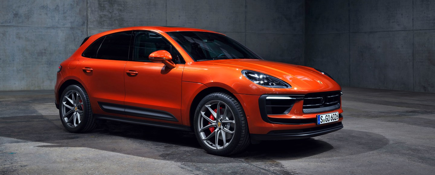 Porsche Macan Receives Final Facelift Before Switching To Electric