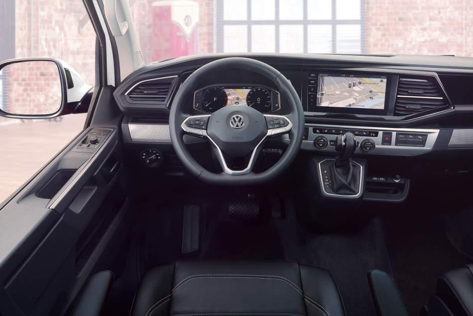 2021 Volkswagen Multivan Kombi Philippines Interior