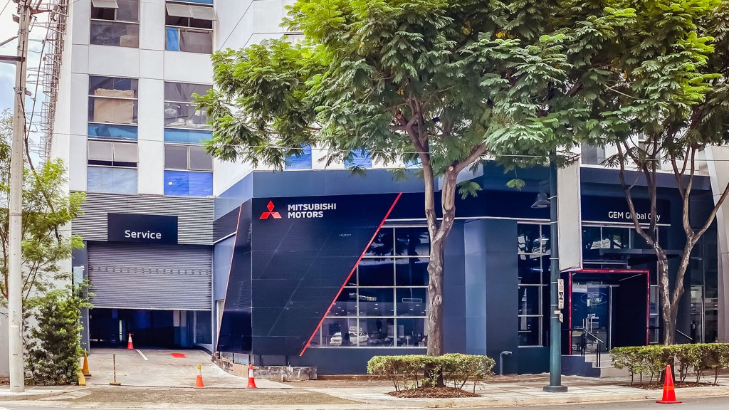 Mitsubishi Motors PH Now Opens New Dealership In Global City