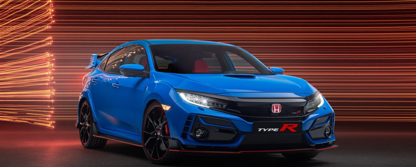 Facelifted 2021 Honda Civic Type R Arrives In PH For P3.210M