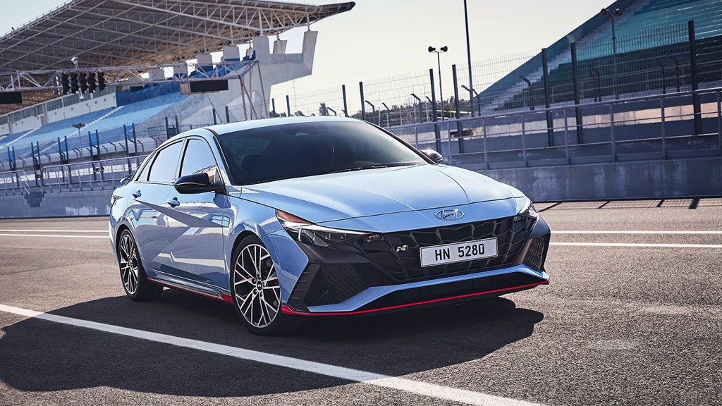 2022 Hyundai Elantra N Debuts With 276 HP, 0-100 KPH In 5.3 Seconds