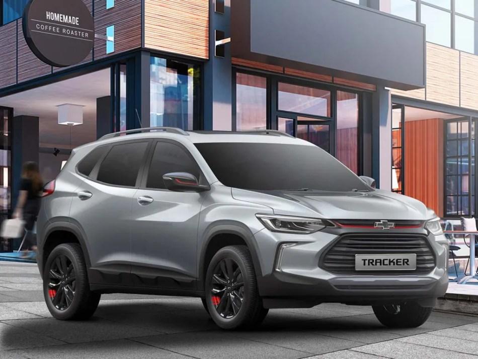 2021 Chevrolet Tracker LT Redine Philippines