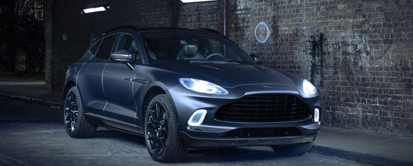 2021 Aston Martin DBX Is Now Available In The Philippines