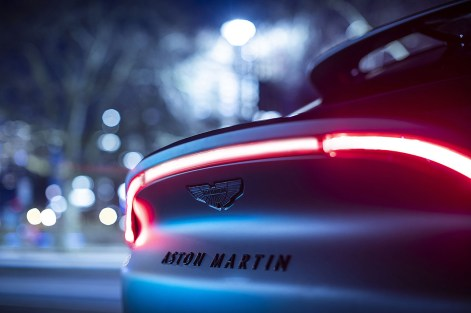 Aston Martin DBX x Q by Aston Martin 6